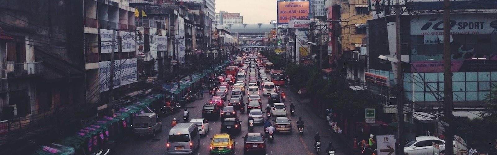 Das Verkehrsmodul konfigurieren